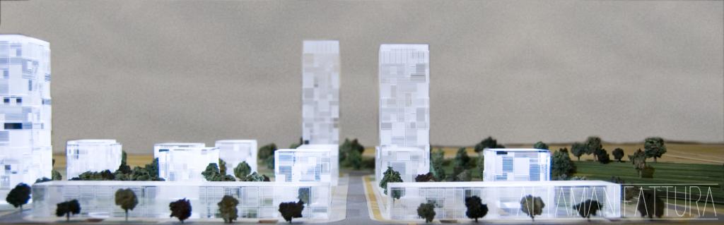 plastici architettonici