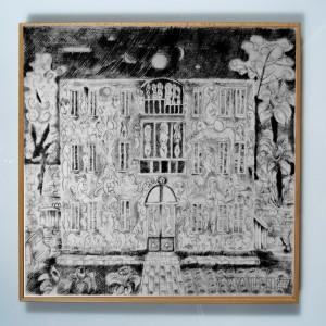 """Omaggio alla """"Casa lunare"""" di Tono Zancanaro"""