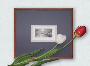 """Omaggio alle """"Ninfee"""" di Monet."""