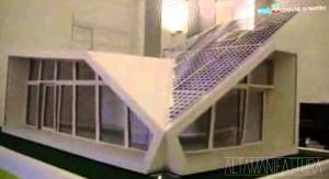 Prototipo di casa passiva  per la Camera di Commercio di Napoli.